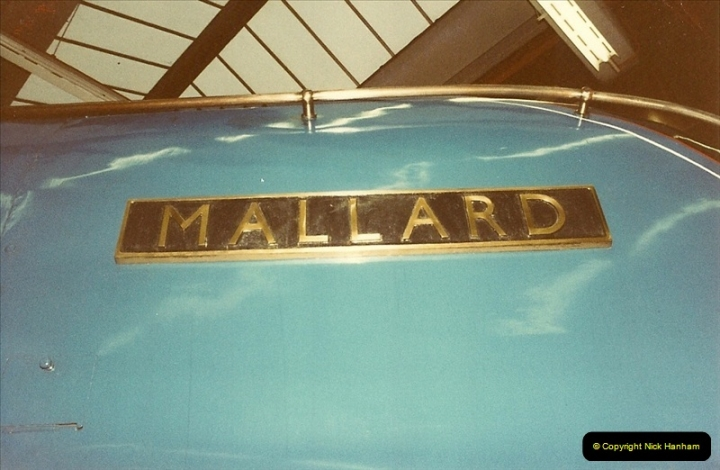 1982-09-05 National Railway Museum, York, Yorkshire.  (13)0430