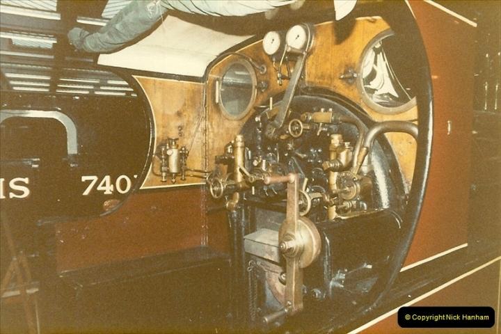 1982-09-05 National Railway Museum, York, Yorkshire.  (17)0434