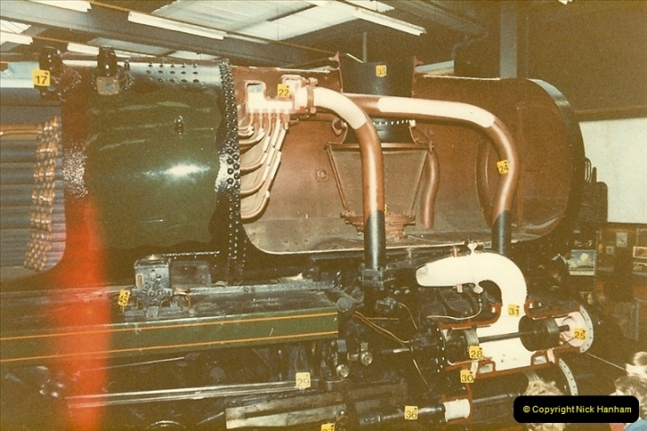 1982-09-05 National Railway Museum, York, Yorkshire.  (18)0435