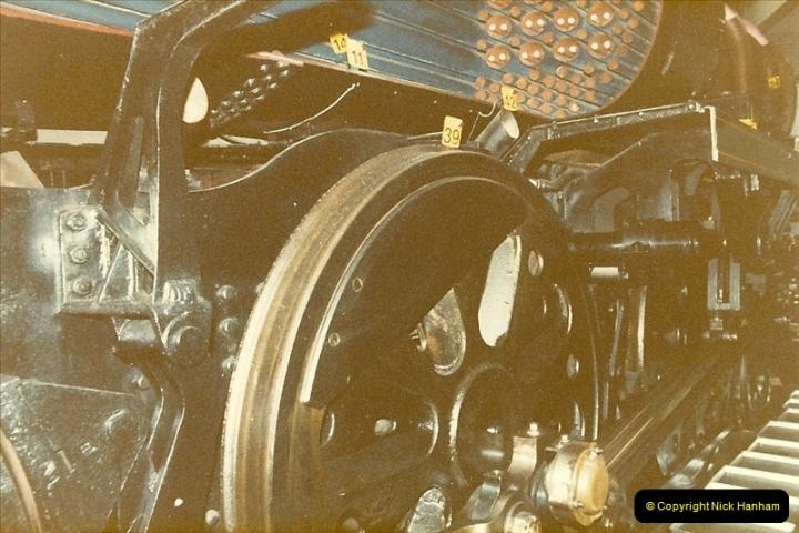 1982-09-05 National Railway Museum, York, Yorkshire.  (19)0436