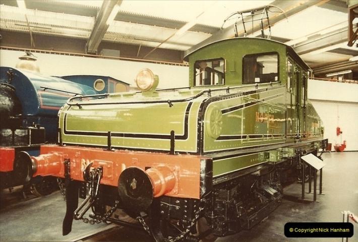 1982-09-05 National Railway Museum, York, Yorkshire.  (23)0440