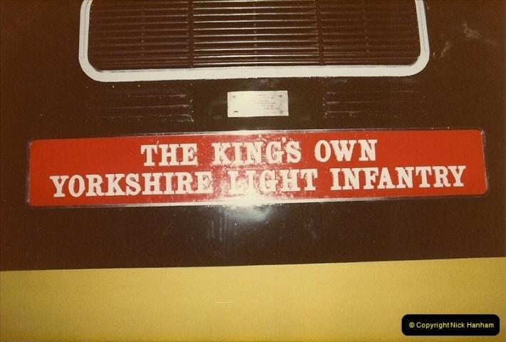1982-09-05 National Railway Museum, York, Yorkshire.  (26)0443