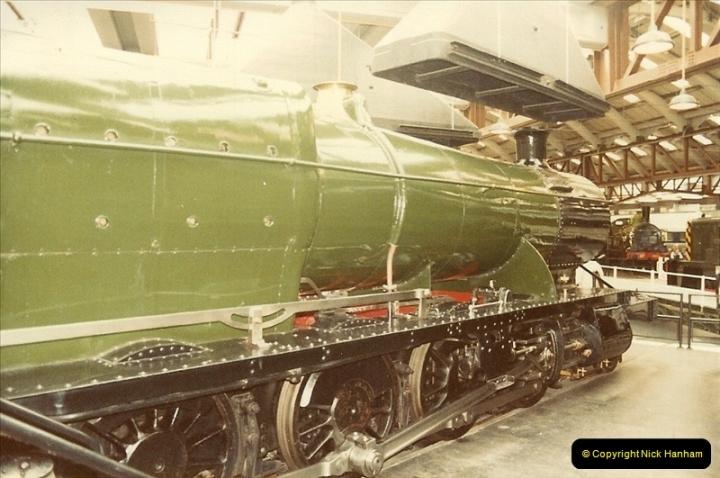 1982-09-05 National Railway Museum, York, Yorkshire.  (7)0424