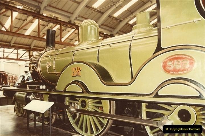 1982-09-05 National Railway Museum, York, Yorkshire.  (8)0425