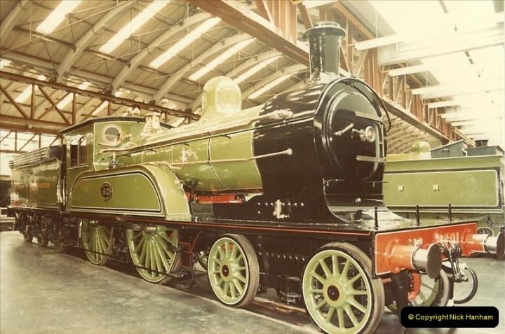 1982-09-05 National Railway Museum, York, Yorkshire.  (9)0426