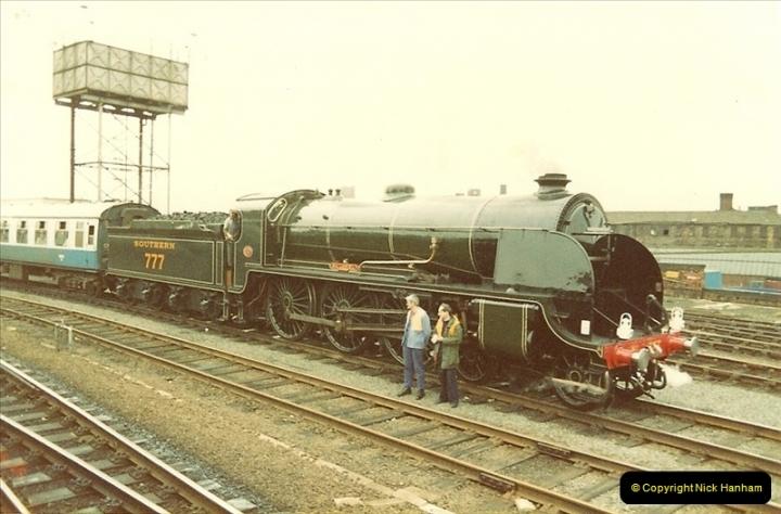 1982-10-02 Settle & Carlisle Excursion (1)0466