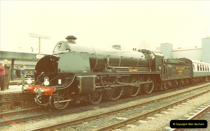 1982-10-02 Settle & Carlisle Excursion (2)0467