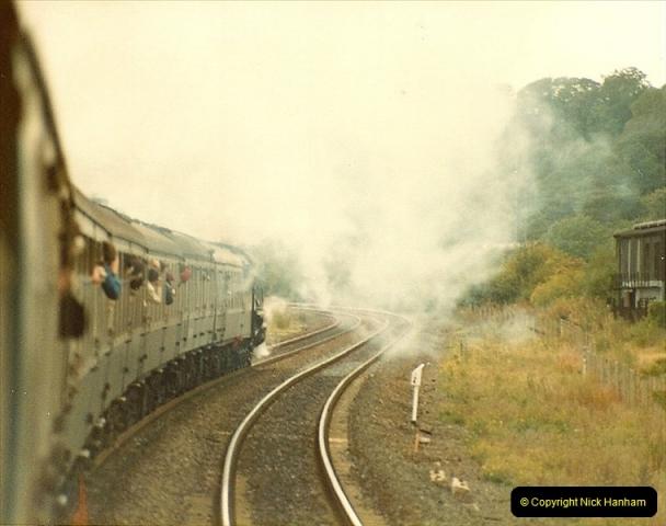 1982-10-02 Settle & Carlisle Excursion (3)0468