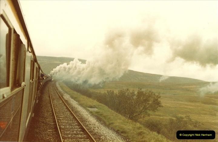 1982-10-02 Settle & Carlisle Excursion (4)0469