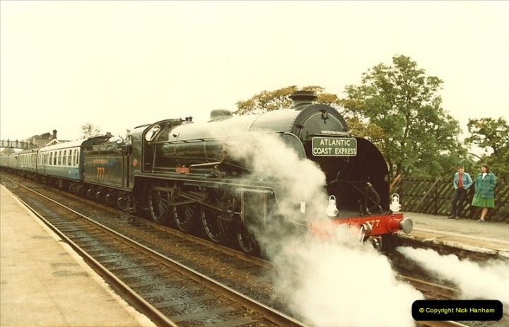 1982-10-02 Settle & Carlisle Excursion (8)0473