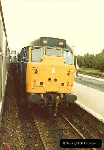 1982-10-02 Settle & Carlisle Excursion (9)0474