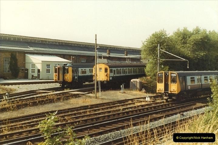 1983-08-14 Strawberry Hill, London.  (1)0505