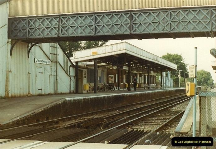 1983-08-14 Strawberry Hill, London.  (2)0506