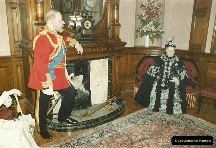 1983-09-01 Royality & Railways, Windsor Station, Windsor, Berkshire.  (11)0517