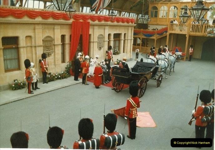 1983-09-01 Royality & Railways, Windsor Station, Windsor, Berkshire.  (13)0519