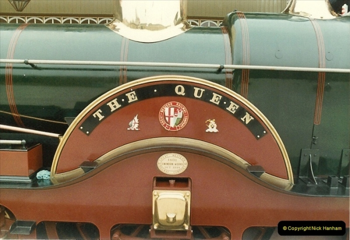 1983-09-01 Royality & Railways, Windsor Station, Windsor, Berkshire.  (4)0510