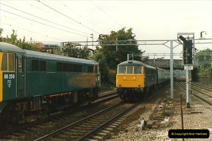 1983-09-01 to 02 Watford Junction, Watford, Hertfordshire.  (10)0531