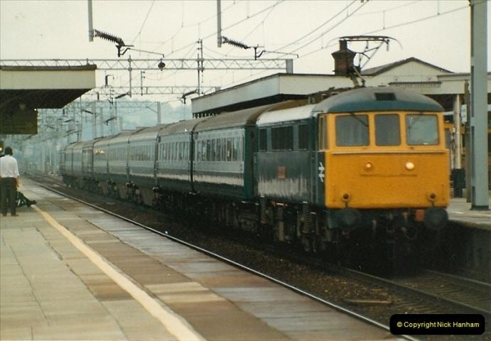 1983-09-01 to 02 Watford Junction, Watford, Hertfordshire.  (1)0522