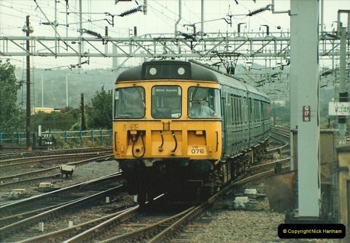 1983-09-01 to 02 Watford Junction, Watford, Hertfordshire.  (11)0532