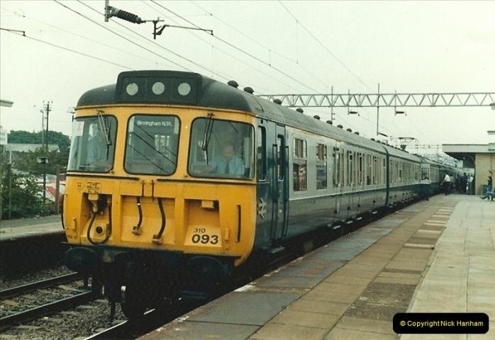 1983-09-01 to 02 Watford Junction, Watford, Hertfordshire.  (13)0534