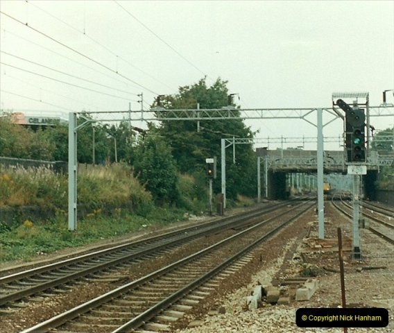1983-09-01 to 02 Watford Junction, Watford, Hertfordshire.  (18)0539