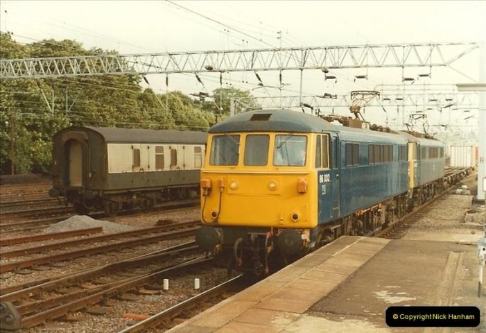1983-09-01 to 02 Watford Junction, Watford, Hertfordshire.  (22)0543