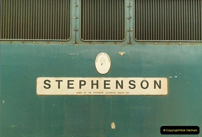 1983-09-01 to 02 Watford Junction, Watford, Hertfordshire.  (4)0525