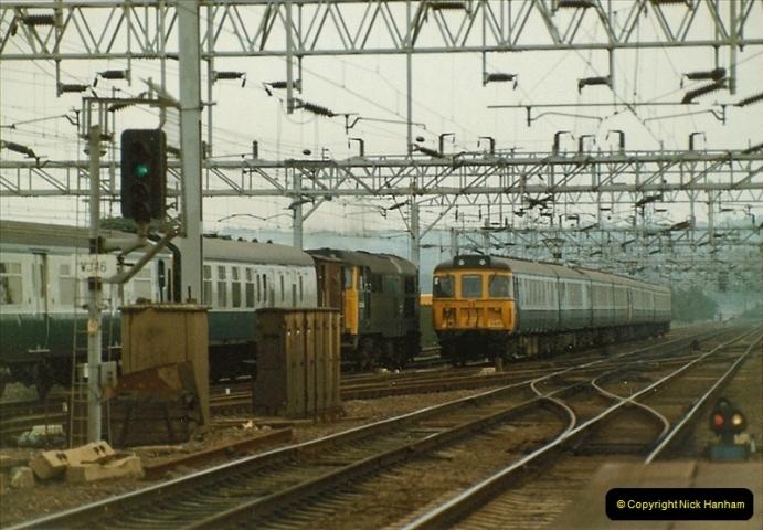 1983-09-01 to 02 Watford Junction, Watford, Hertfordshire.  (6)0527
