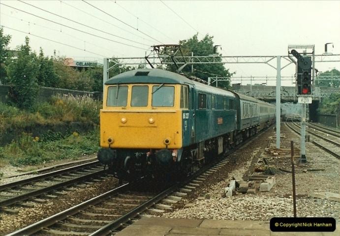 1983-09-01 to 02 Watford Junction, Watford, Hertfordshire.  (7)0528