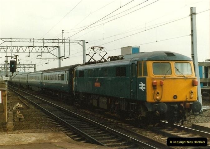 1983-09-01 to 02 Watford Junction, Watford, Hertfordshire.  (8)0529
