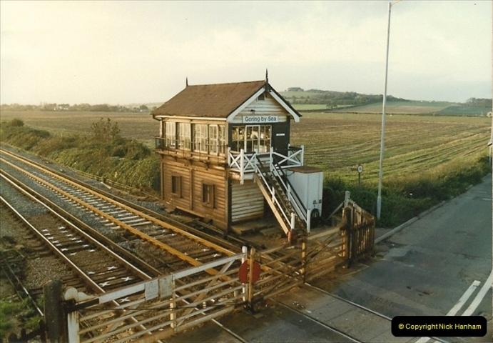 1983-10-16 Goring, Sussex.  (2)0588