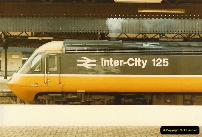 1984-03-30 to 31 Bristol & Bath, Somerset.  (10)0646