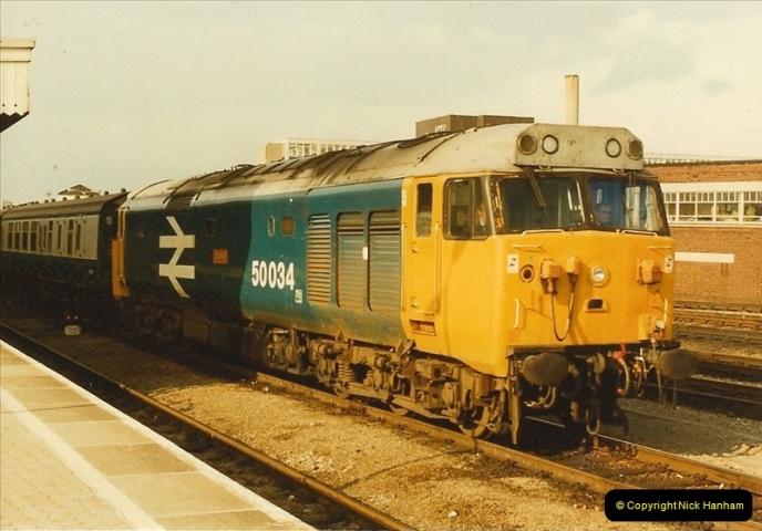 1984-03-30 to 31 Bristol & Bath, Somerset.  (17)0653