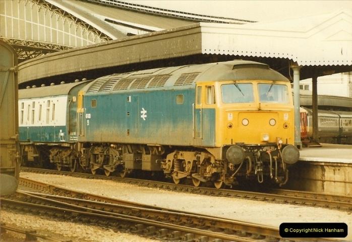 1984-03-30 to 31 Bristol & Bath, Somerset.  (19)0655