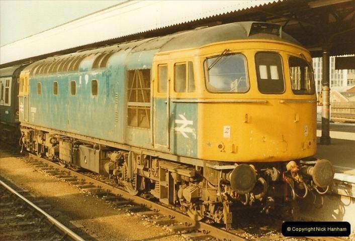 1984-03-30 to 31 Bristol & Bath, Somerset.  (20)0656