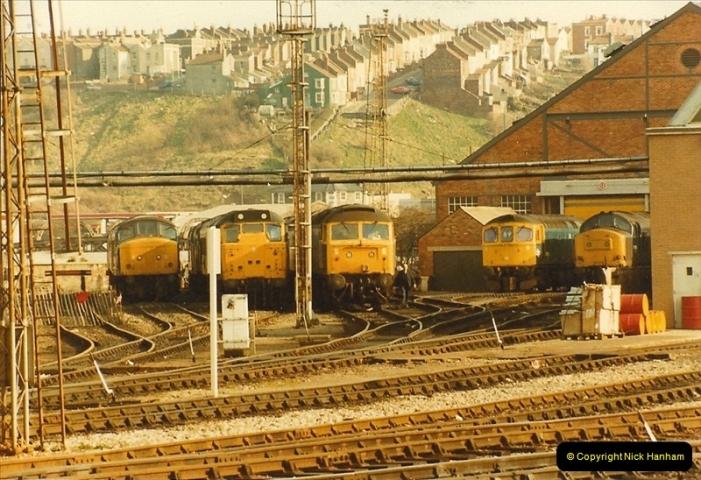 1984-03-30 to 31 Bristol & Bath, Somerset.  (2)0638
