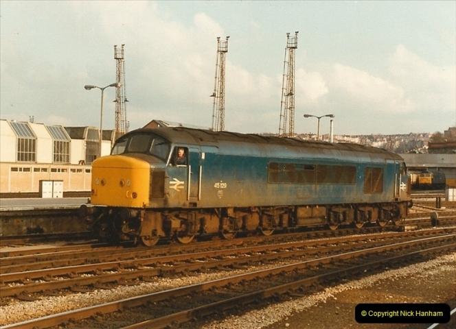 1984-03-30 to 31 Bristol & Bath, Somerset.  (24)0660
