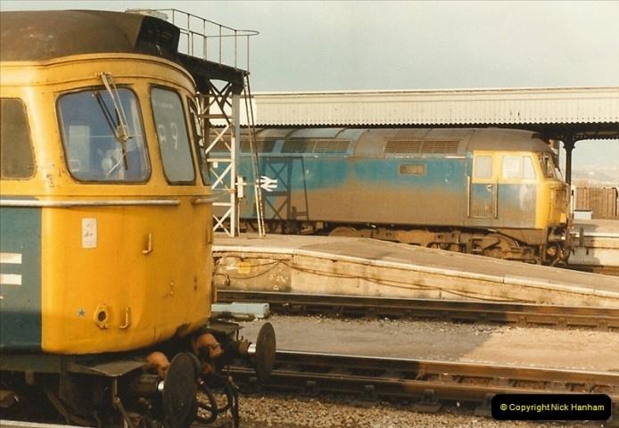 1984-03-30 to 31 Bristol & Bath, Somerset.  (25)0661