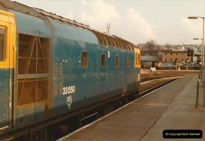 1984-03-30 to 31 Bristol & Bath, Somerset.  (27)0663