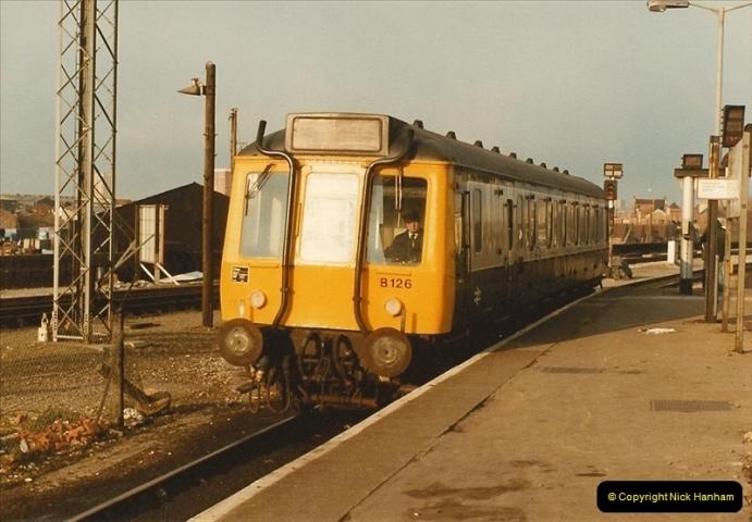 1984-03-30 to 31 Bristol & Bath, Somerset.  (28)0664