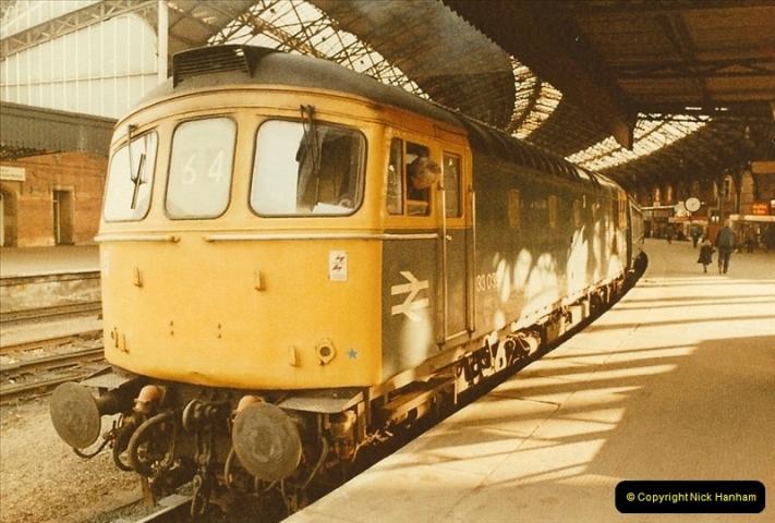 1984-03-30 to 31 Bristol & Bath, Somerset.  (4)0640