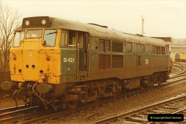 1984-03-30 to 31 Bristol & Bath, Somerset.  (6)0642