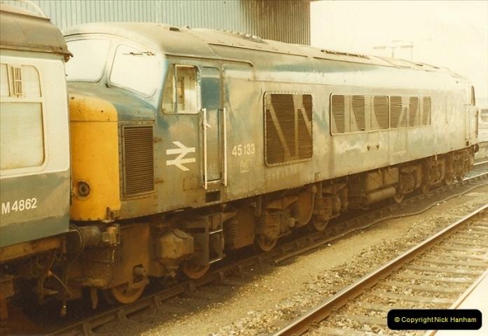 1984-03-30 to 31 Bristol & Bath, Somerset.  (7)0643