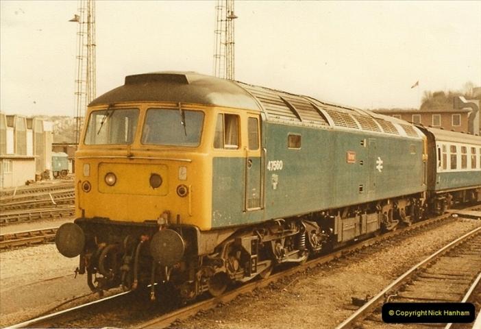 1984-03-30 to 31 Bristol & Bath, Somerset.  (8)0644