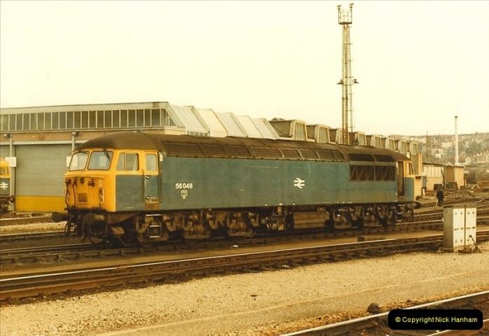 1984-03-30 to 31 Bristol & Bath, Somerset.  (9)0645