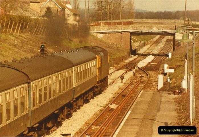 1984-04-01 Gillingham, Dorset.  (2)0669