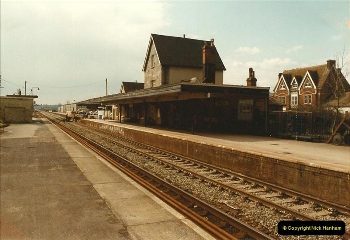 1984-04-01 Gillingham, Dorset.  (4)0671