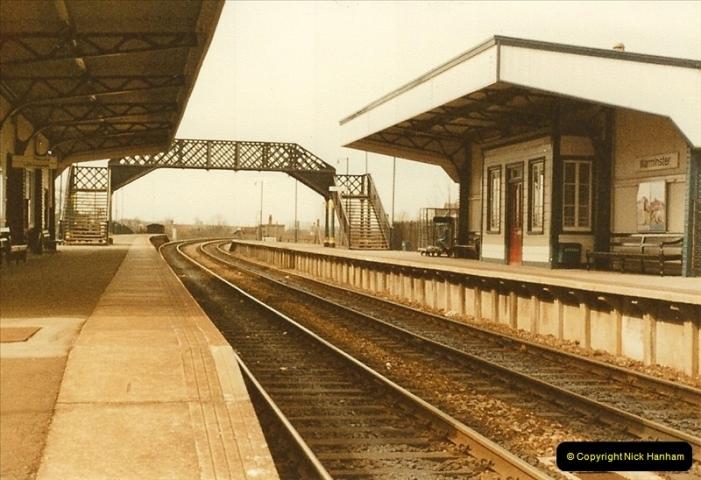 1984-04-01 Warminster, Wiltshire.  (1)0672