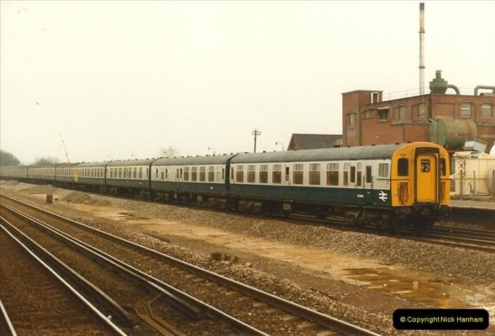 1984-04-07 Hook, Hampshire.  (1)0674