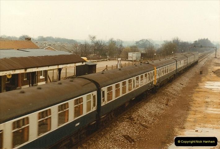 1984-04-07 Hook, Hampshire.  (2)0675